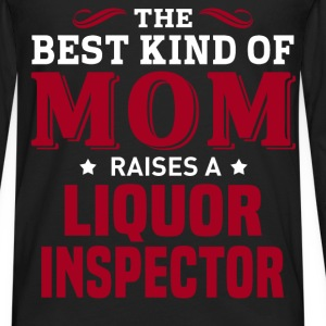 Liquor Inspector MOM - Men's Premium Long Sleeve T-Shirt