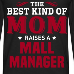 Mall Manager MOM - Men's Premium Long Sleeve T-Shirt