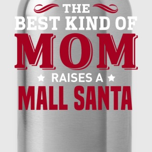 Mall Santa MOM - Water Bottle