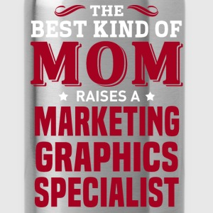 Marketing Graphics Specialist MOM - Water Bottle