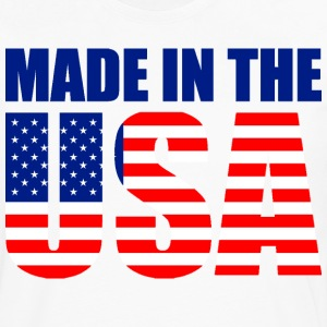 Made In The USA T-Shirts - Men's Premium Long Sleeve T-Shirt