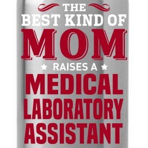 Medical Laboratory Assistant MOM - Water Bottle