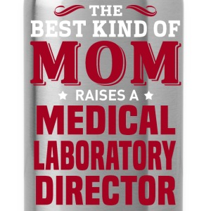 Medical Laboratory Director MOM - Water Bottle