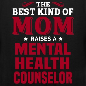 Mental Health Counselor MOM - Men's Premium Tank