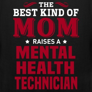 Mental Health Technician MOM - Men's Premium Tank