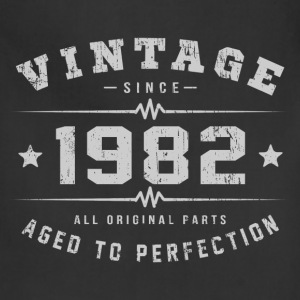1982 Aged To Perfection T-Shirts - Adjustable Apron