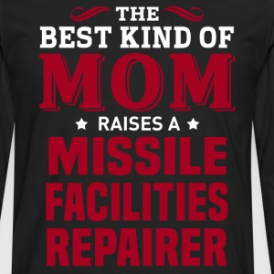 Missile Facilities Repairer MOM - Men's Premium Long Sleeve T-Shirt