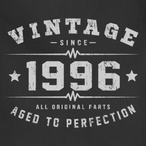 1996 Aged To Perfection T-Shirts - Adjustable Apron