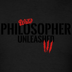 wild philosopher unleashed Sportswear - Men's T-Shirt
