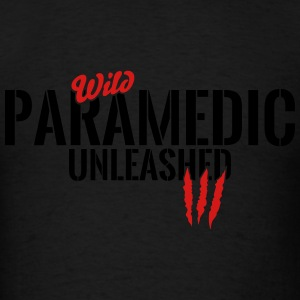 wild paramedic unleashed Tanks - Men's T-Shirt