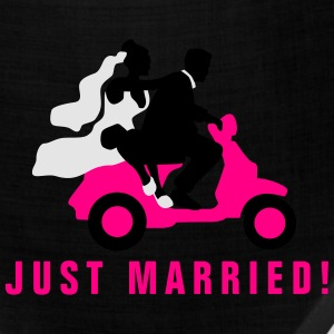 just_married_scooter_09_2016_a3c01 T-Shirts - Bandana