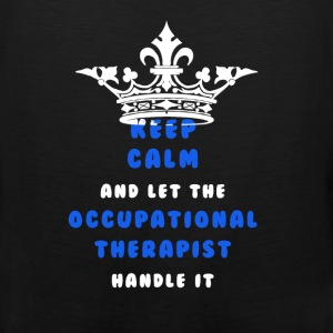 Occupational Therapist - Keep Calm And Let The Occ - Men's Premium Tank