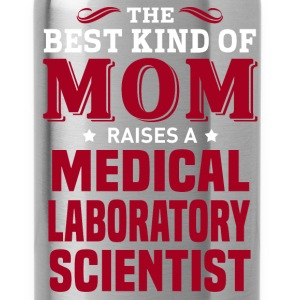 Medical Laboratory Scientist MOM - Water Bottle