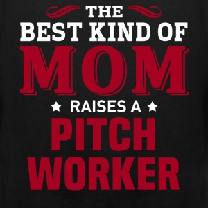 Pitch Worker MOM - Men's Premium Tank