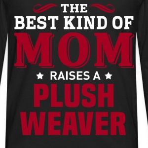 Plush Weaver MOM - Men's Premium Long Sleeve T-Shirt