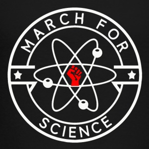 March For Science White - Toddler Premium T-Shirt