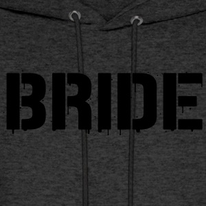 BRIDE - spray paint Tanks - Men's Hoodie