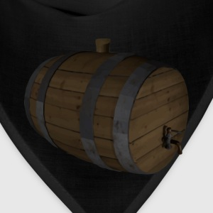 Beer barrel - Bandana
