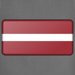 Latvia flag (bevelled) - Adjustable Apron