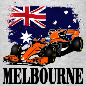 Formula One - Formula 1 - Australia Flag Hoodies - Men's T-Shirt