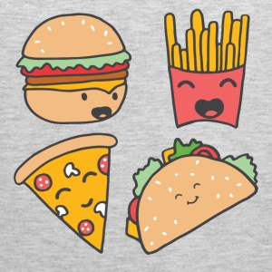 fast food friends - Men's Premium Tank