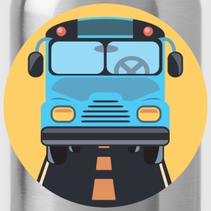 Bus Icon - Water Bottle