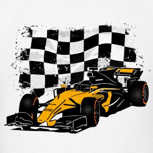 Formula One - Formula 1 - Racing Flag Hoodies - Men's T-Shirt