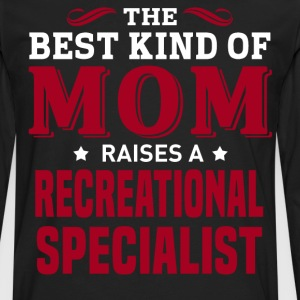 Recreational Specialist MOM - Men's Premium Long Sleeve T-Shirt