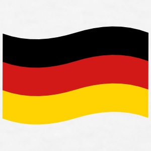 Flag of Germany  Mugs & Drinkware - Men's T-Shirt