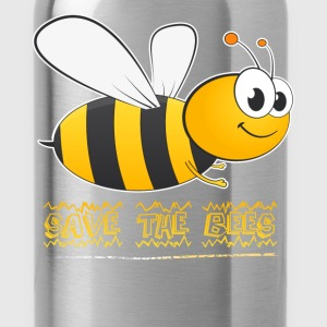 Bees - Save the bees - Water Bottle