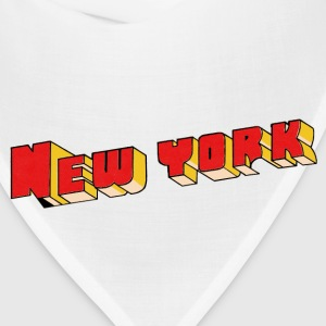 New York City T-Shirt - grey - Bandana