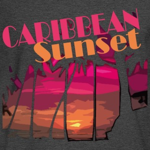 CARIBBEAN SUNSET - Men's Long Sleeve T-Shirt