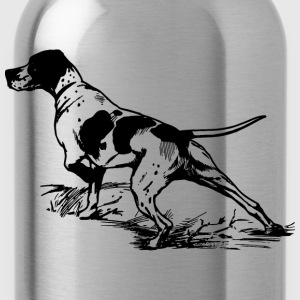 Hunting Dog - Water Bottle
