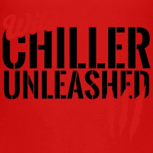 wild chiller unleashed Kids' Shirts - Toddler Premium T-Shirt