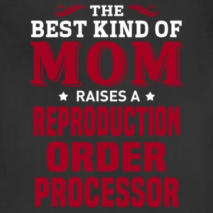 Reproduction Order Processor MOM - Adjustable Apron