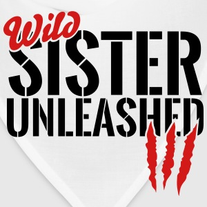 wild sister unleashed Baby & Toddler Shirts - Bandana