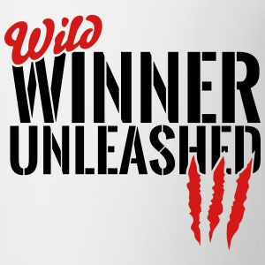 wild winner unleashed Kids' Shirts - Coffee/Tea Mug