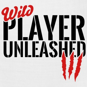 wild player unleashed Kids' Shirts - Bandana