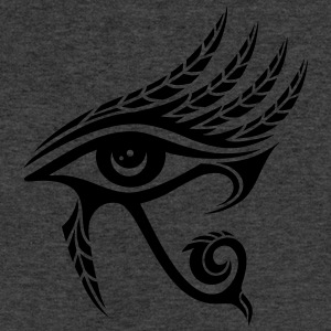 Horus Eye, Feathers, Ra, Ancient Egypt, Symbols T- - Sweatshirt Cinch Bag