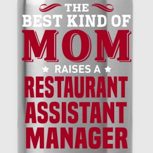 Restaurant Assistant Manager MOM - Water Bottle