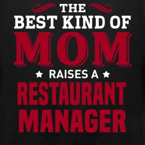 Restaurant Manager MOM - Men's Premium Tank