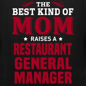 Restaurant General Manager MOM - Men's Premium Tank