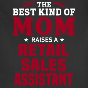 Retail Sales Assistant MOM - Adjustable Apron