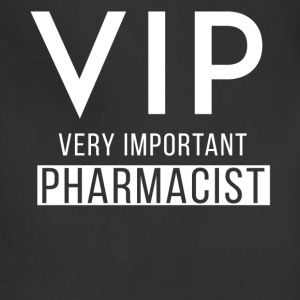 Pharmacist - VIP - Very Important Pharmacist - Adjustable Apron