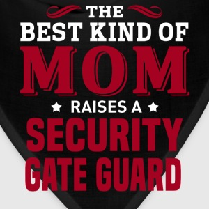 Security Gate Guard MOM - Bandana