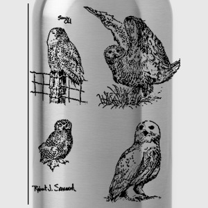 Snowyowl Grouping - Water Bottle