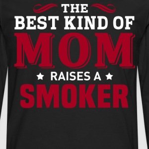 Smoker MOM - Men's Premium Long Sleeve T-Shirt