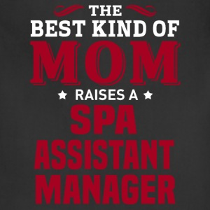 Spa Assistant Manager MOM - Adjustable Apron