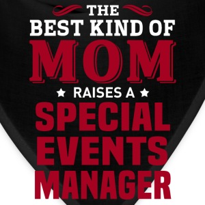 Special Events Manager MOM - Bandana