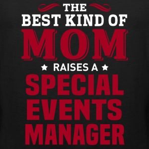Special Events Manager MOM - Men's Premium Tank